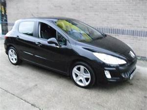 Peugeot 308 2009 : used peugeot 308 2009 manual diesel 1 6 hdi 110 sport black for sale uk autopazar ~ Gottalentnigeria.com Avis de Voitures