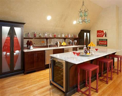 kitchen island with wine fridge undercounter refrigerators the new must in modern 8278