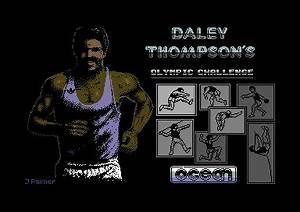 Download Daley Thompson's Olympic Challenge - My Abandonware