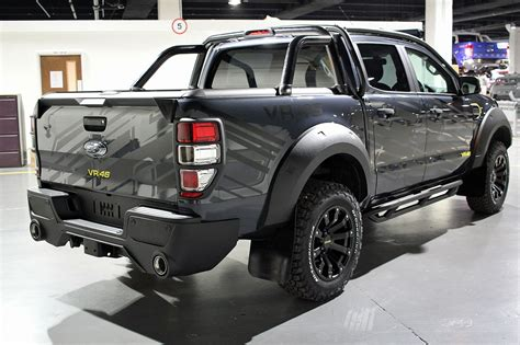 ford ranger vr review  pickup designed  valentino