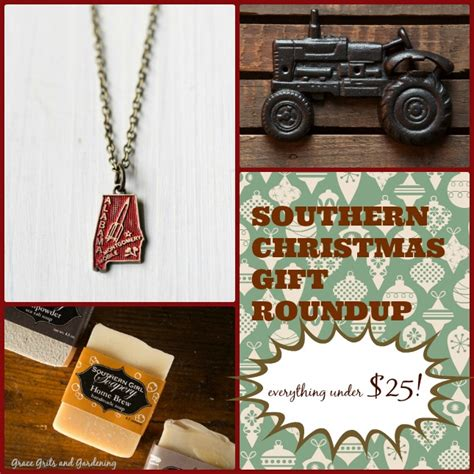 southern gifts 25 grace grits and gardening - Southern Christmas Gifts