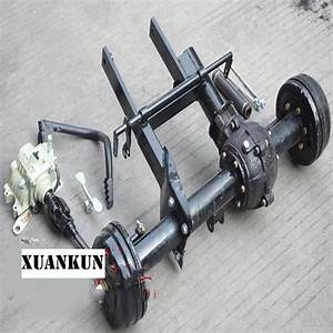 Xuankun Atv Karting Three Wheeled Motorcycle Modified Shaft Drive Differential Rear Axle