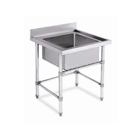 kitchen sink table stainless steel sink table kitchen gallery 2931