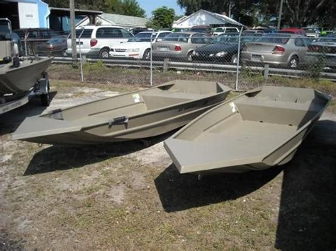 Aluminum Boats With Tunnel Hull by New And Used Boats For Sale On Boattrader Boattrader