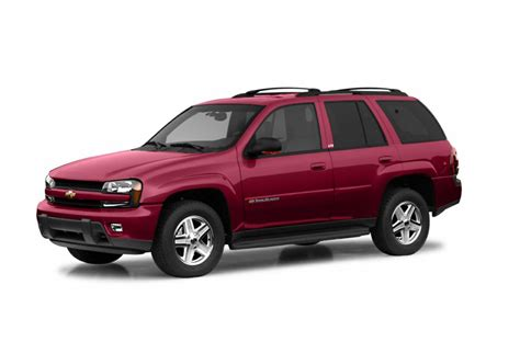 2003 Chevrolet Trailblazer Overview Carscom