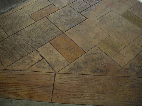 concrete brick template concrete flooring ideas for your home the flooring