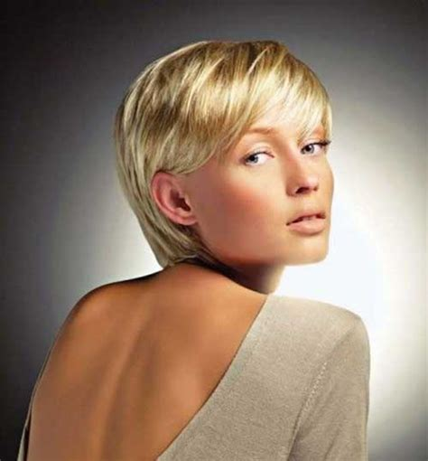 hairstyles  thin short hair short hairstyles