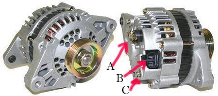 Maxima Alternator Question Electrical Ratsun Forums