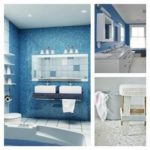 Deco Salle De Bain Bleu. 6 surprenantes d corations salle de bain ...