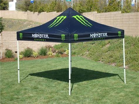 monster energy canopy ez  top