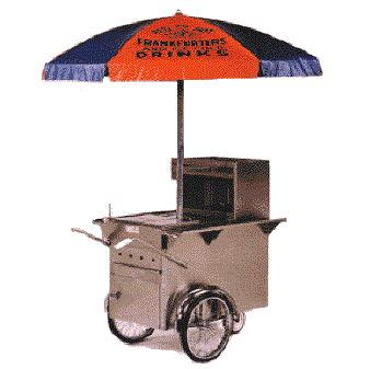 concession hot dog cart rentals salt lake city ut
