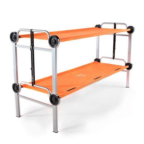 Disc O Bed O Bunk by Disc O Bed Disc Bunk Orange Lanco Zelte