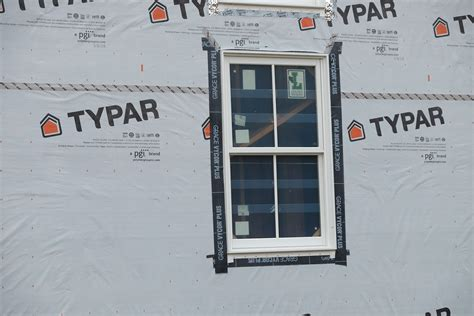 Window Sill Wrap by How To Install House Wrap Around A Window Ted S Energy Tips