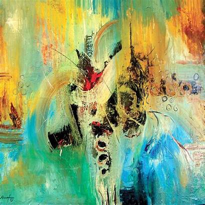 Abstract Unique Sadegh Aref Artpeople