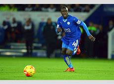 Leicester's N'Golo Kante named in France squad for EURO