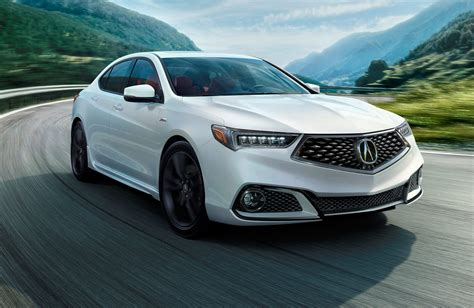2018 acura tlx first review