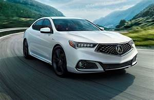 2018 Acura TLX First Look Review  Acura