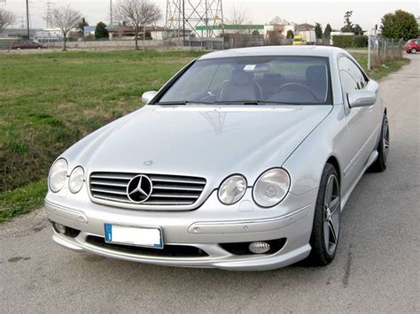 2000 Mercedes Cl 500 by Mercedes Cl 500 2000 Catawiki