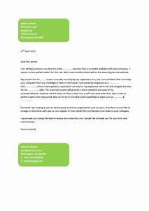 Letter Writing Format Download 10 Simple Cover Letter Examples Pdf Ms Word Google
