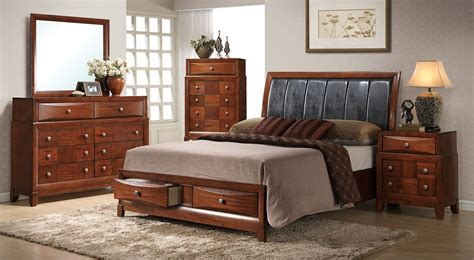 Exquisite Bedroom Furniture Oasis Set Jennifer #73783