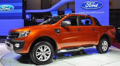 with machine all new ford ranger wildtrak