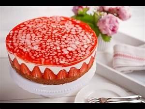 Dr Oetker Philadelphia Torte Rezept : rezept sommerliche erdbeer torte von dr oetker youtube ~ Lizthompson.info Haus und Dekorationen