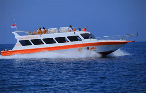 Fast Boat To Gili by Gili Gili Fast Boat Fast Boat From Bali To Lombok Bali