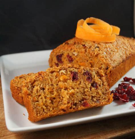 carrot walnut loaf cake recipe dishmaps