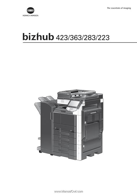 Find drivers that are available on konica minolta bizhub 362 installer. Amodmemyself: Bizhub 362 Scan Driver / Konica Minolta Bizhub 4050 Copier Printer Scanner Network ...