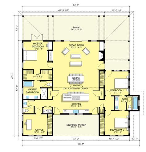 Farmhouse Style House Plan  3 Beds 250 Baths 2168 Sqft