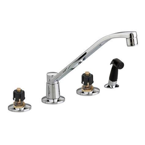 American Standard Kitchen Chrome Faucet, Chrome Kitchen