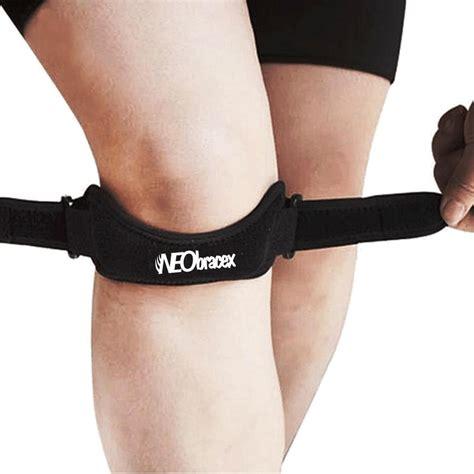 Amazon.com: CapTrap Osgood Schlatters Patella Knee Brace