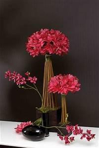Fleurs artificielles idees de compositions florales et for Chambre bébé design avec composition fleurs artificielles cimetière
