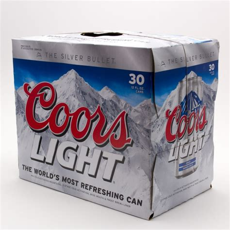 bud light 30 pack price coors light beer 12oz can 30 pack beer wine and