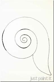 printable seashell pattern