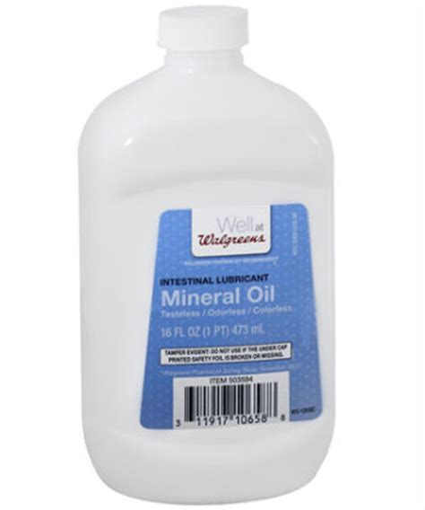 What's All The Fuss About Mineral Oil?