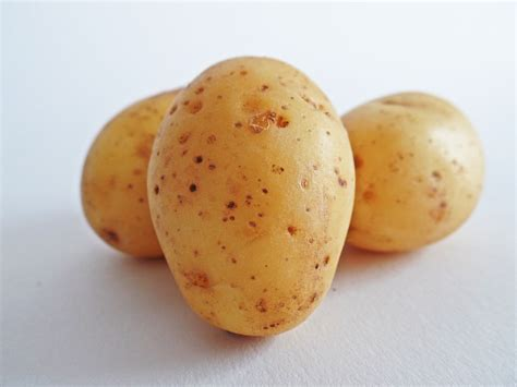 Potatoes, Vegetables, Field, Eat