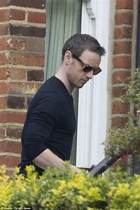 James McAvoy seen for first time since announcing split ...