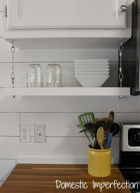 17 ideas about hanging shelves on shelving