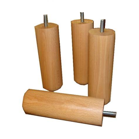 galettes de chaise pieds lits bois clair
