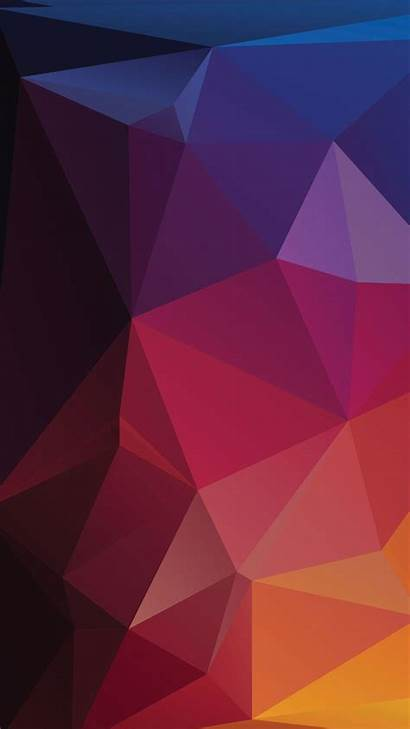 Iphone Plus Wallpapers Number Cool Backgrounds Polygon