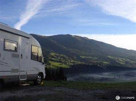 Discover Austria in motorhome ???   Caramaps
