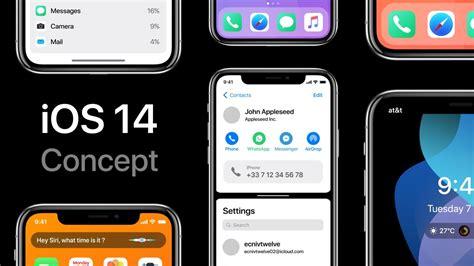 The all-new iOS 14 Concept - All Tech News