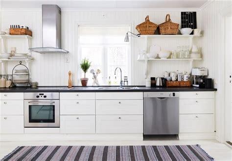 ikea country kitchen 10 cocinas color blanco estilo escandinavo 1770
