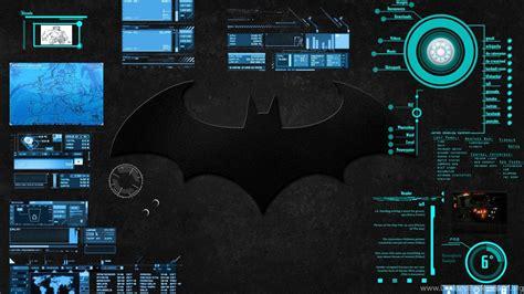 Wallpaper Computer Hd by Bat Computer Interface Desktop Background