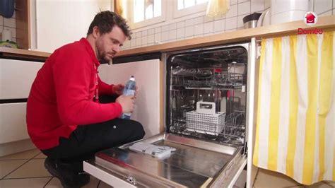 plan de travail cuisine cuisinella installer un lave vaisselle