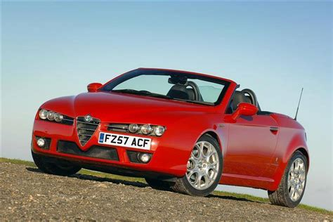 Alfa Romeo Spider Review by Alfa Romeo Spider 2007 2012 Used Car Review Car Review