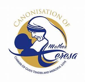 INDIA - VATICAN Official logo of Mother Teresa's ...