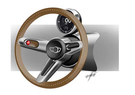 mini superleggera vision concept interior design sketch