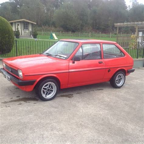1982 Ford Fiesta Mk1 Sold On Car And Classic Uk [c797726]